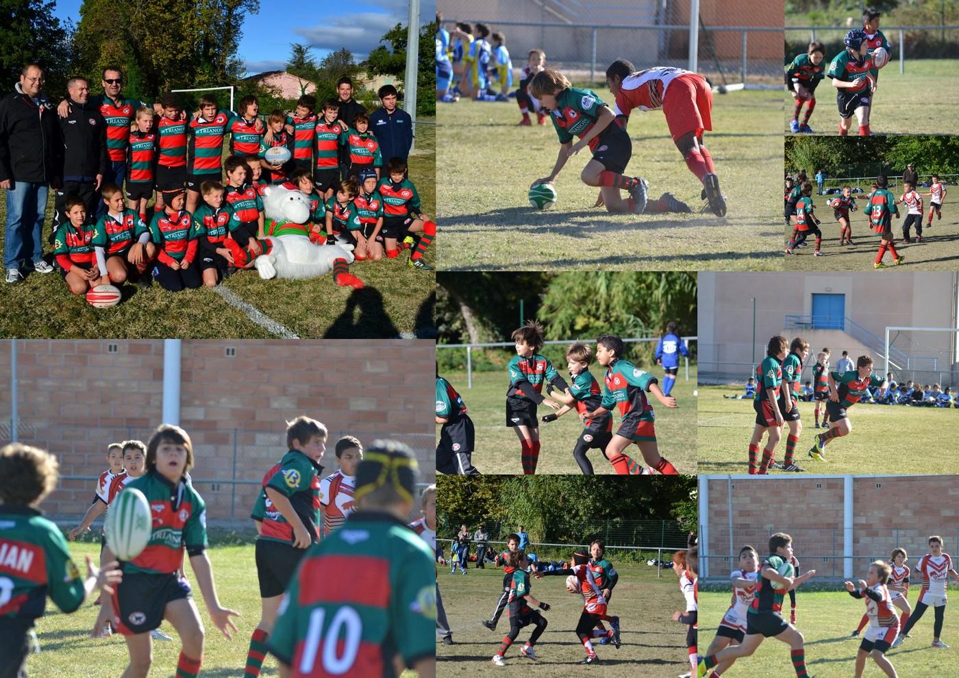 ecole de rugby 2011:2012