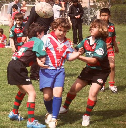 ecole de rugby 5