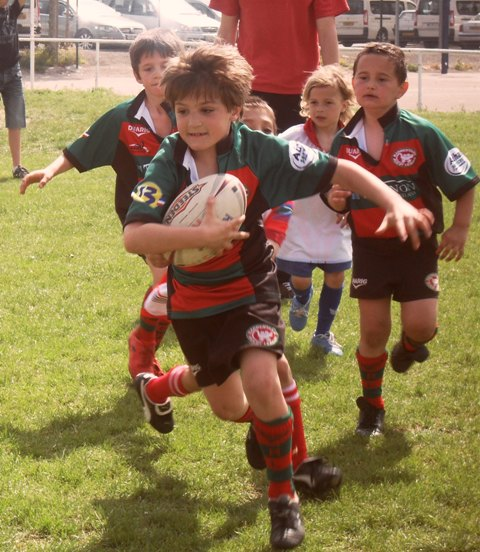 ecole de rugby 8