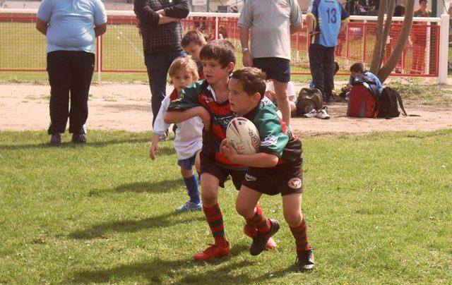 ecole de rugby 9