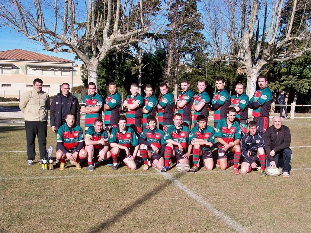equipe senior 2011/2012